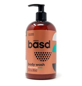Basd BASD Invigorating Mint Body Wash 450ml