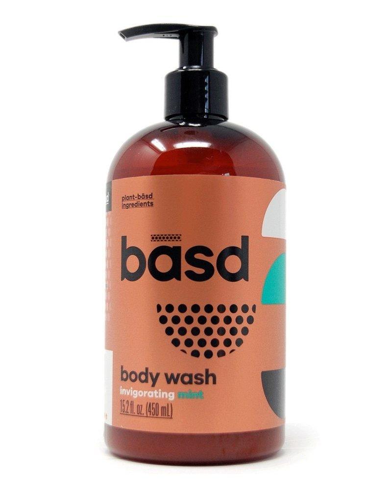 Basd BASD Invigorating Mint Body Wash 450ml
