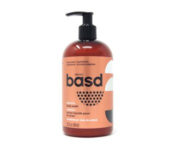 BASD Seductive Sandalwood Body Wash 450ml