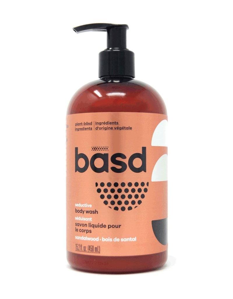 Basd BASD Seductive Sandalwood Body Wash 450ml