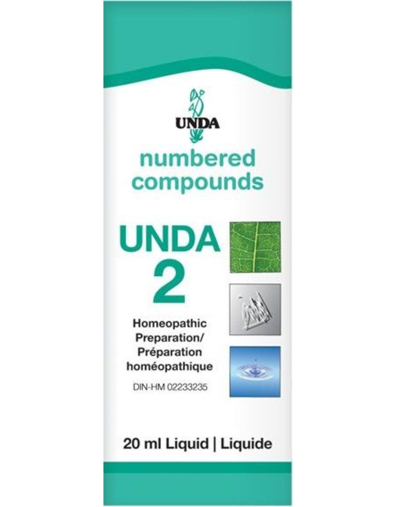 UNDA Unda Number 2- 20ml
