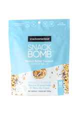 Snack Conscious Snack Bomb Peanut Butter Coconut Energy Balls 200g