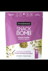 Snack Conscious Snack Bomb Matcha Vanilla Energy Balls 200g