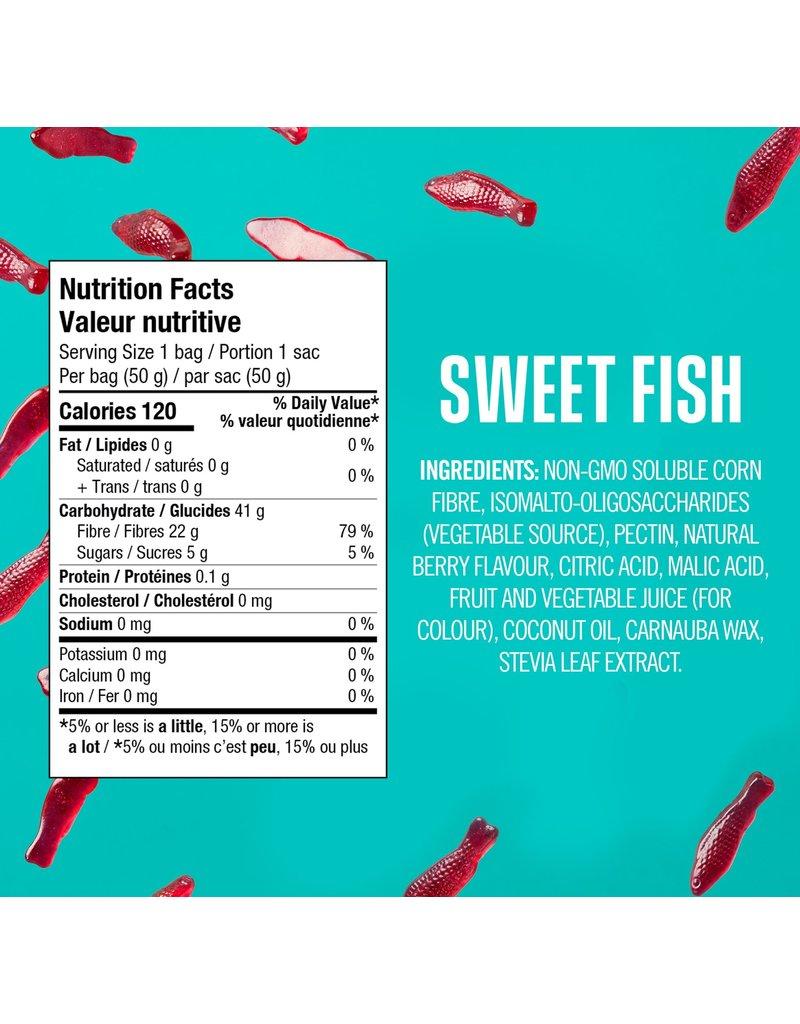 Smart Sweets Smart Sweets Sweet Fish 50g