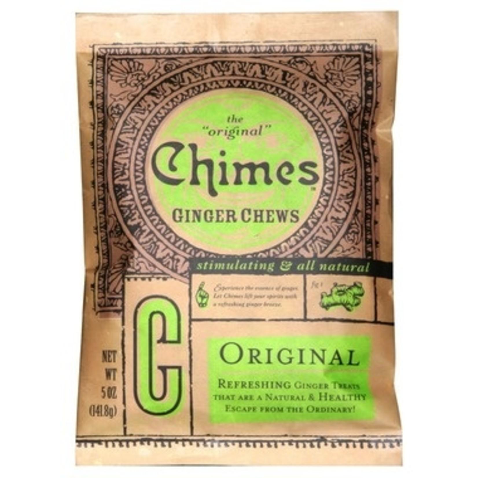Chimes Ginger Chew Original 141g bag