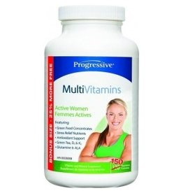 Progressive Progressive Multi Active Women 120 caps