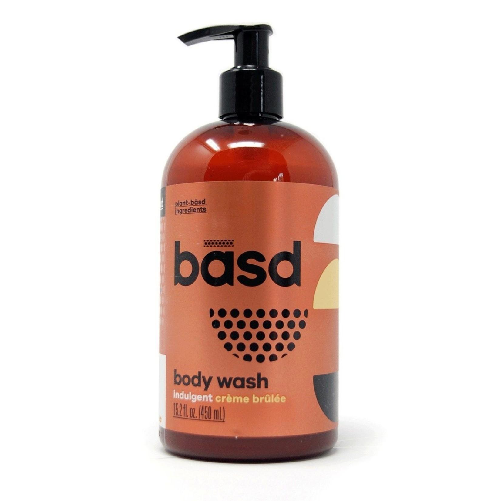 Basd BASD Creme Brule Body Wash 450ml