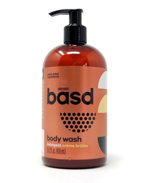 BASD Creme Brule Body Wash 450ml