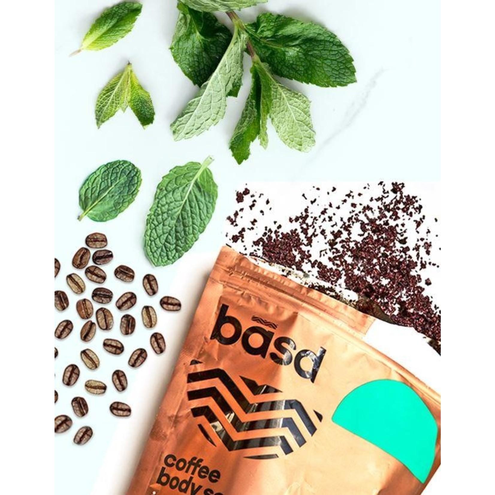 Basd Basd Coffee Scrub Mint 180g
