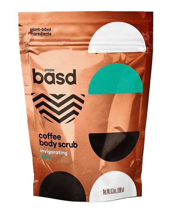 Basd Coffee Scrub Mint 180g