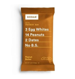 Rx Bar Rx Protein Bar Peanut Butter single