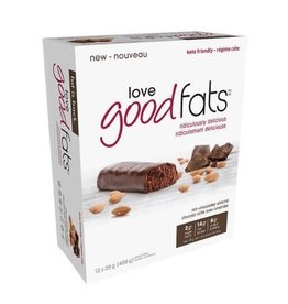 Suzie's Good Fats Good Fats Rich Chocolate Almond Box of 12