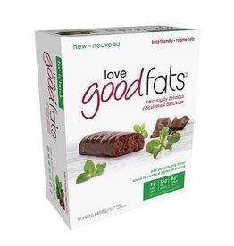 Suzie's Good Fats Good Fats Mint Chocolate Chip Box of 12