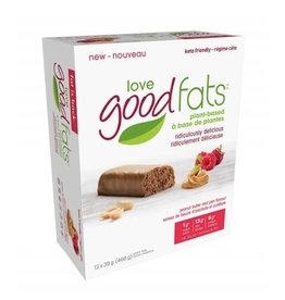 Suzie's Good Fats Good Fats Plant Based Peanut Butter Jam Box of 12