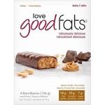 Suzie's Good Fats Good Fats Peanut Butter Chocolatey Box of 12