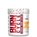 Perfect Sport Burn Cycle Pre Workout Peach Belini 144g