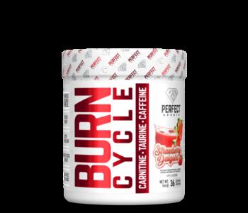 Burn Cycle Pre Workout Strawberry Daiquiri 144g