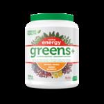 Genuine Health Genuine Health Greens+ extra energy orange 399g