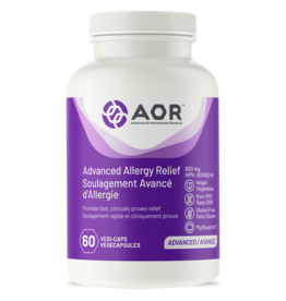 AOR AOR Advanced Allergy Relief 60 caps