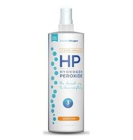 Essential Oxygen Essential Oxygen Food Grade Hydrogen Peroxide 3% USP Spray 237ml