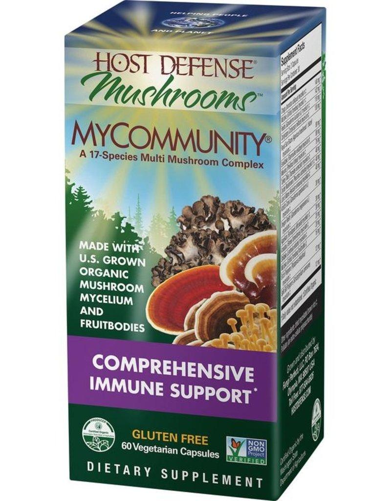 Host Defense Host Defense My Community Mushrooms 60caps