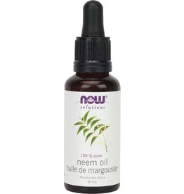 NOW 100% Pure Neem Oil 30ml