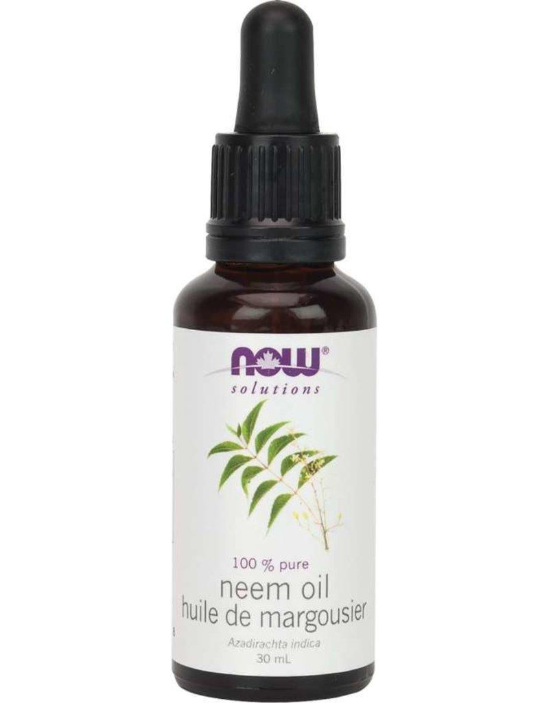 NOW 100% Pure Neem Oil 30ml