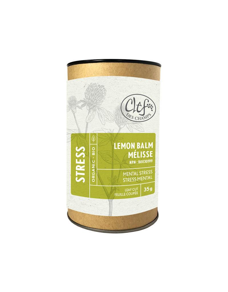 Clef des Champs Organic Lemon Balm Loose Leaf 35g