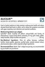 Designs for Health Allicillin 60 softgels
