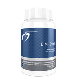 Designs for Health DIM-Evail 60 softgels