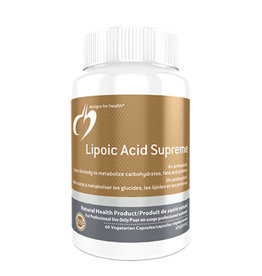 Designs for Health Designs for Health Lipoic Acid Supreme 60 caps