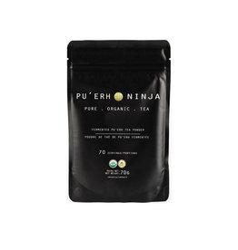 Matcha Ninja Pu'erh Ninja - Fermented Pu'erh Tea Powder 70g