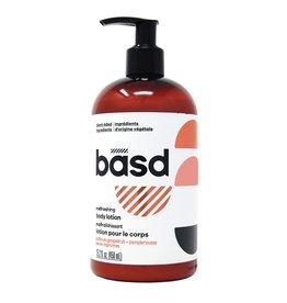 BASD Refreshing Citrus Grapefruit Body Lotion 450ml