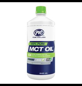 Pure Vita Labs 100% Pure MCT Oil 946ml