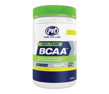 100% Pure BCAA - Pineapple 315g