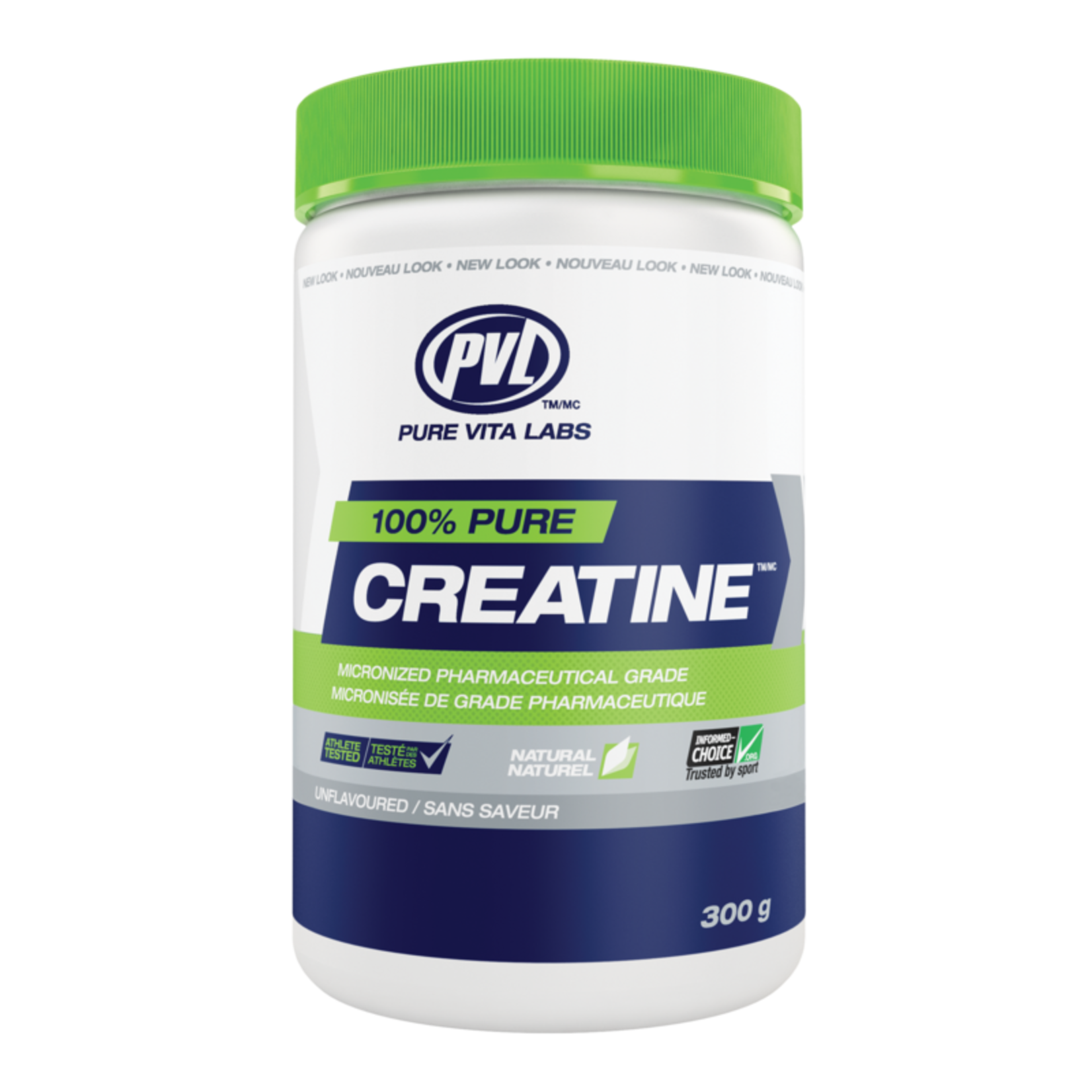 Pure Vita Labs 100% Pure Creatine 300g