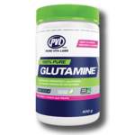 Pure Vita Labs 100% Pure Glutamine - Fruit Punch 400g