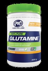 Pure Vita Labs 100% Pure Glutamine - Orange 400g
