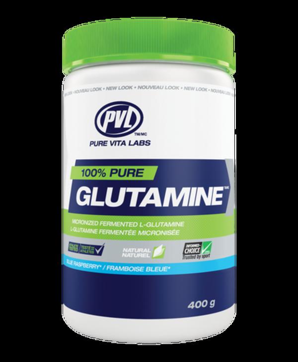 100% Pure Glutamine - Blue Raspberry 400g
