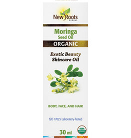 New Roots New Roots Moringa Seed Oil 30ml