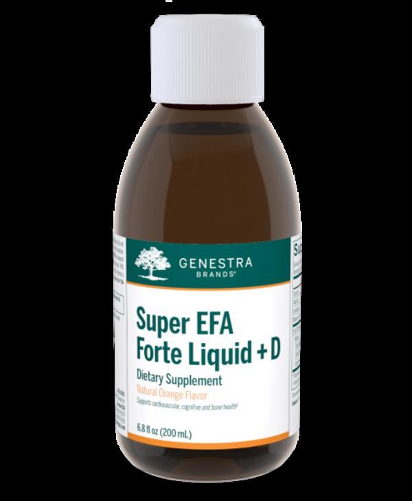 Genestra Super EFA Forte Liquid + D 200ml