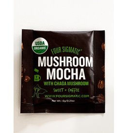 Four Sigmatic Four Sigmatic Mushroom Mocha Mix Box of 10 single