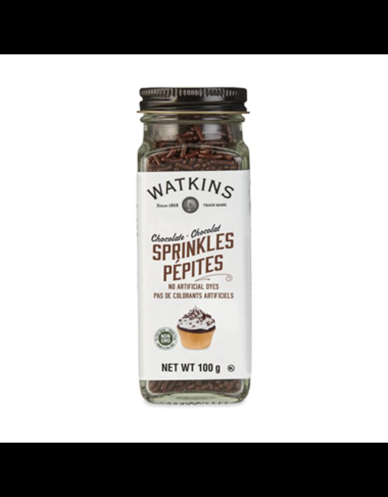 Watkins Watkins Chocolate Sprinkles 100g