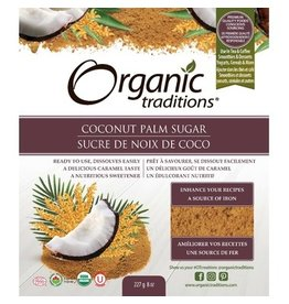 Organic Traditions Organic Traditions Coconut Palm Sugar 454g