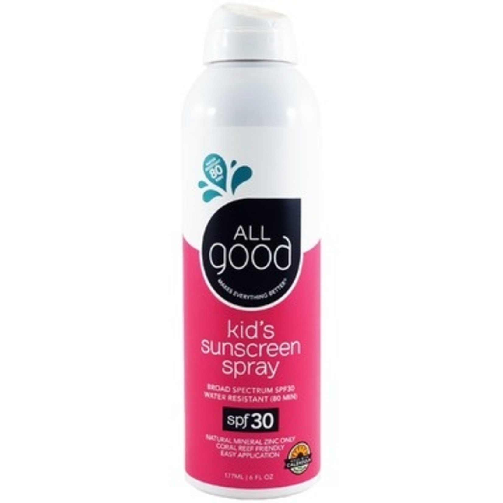 All Good Kid's Suncreen Spray SPF 30 177ml