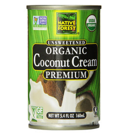 Native Forest Native Forest Unsweetened Organic Coconut Cream 160ml
