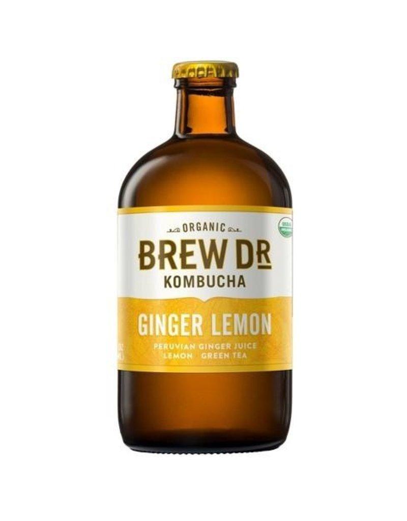 Brew Dr Brew Dr. Kombucha Ginger Lemon 414ml