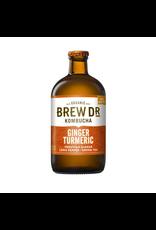Brew Dr Brew Dr. Kombucha Ginger Turmeric 414ml