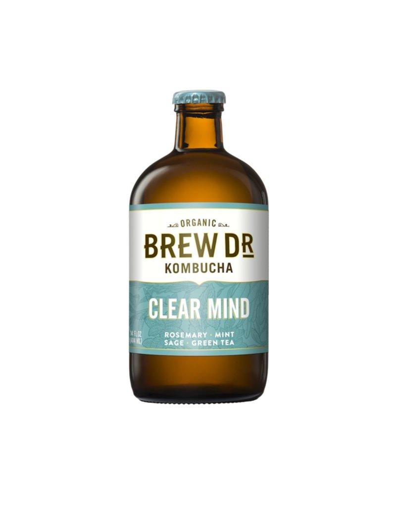 Brew Dr Brew Dr. Kombucha Clear Mind 414ml