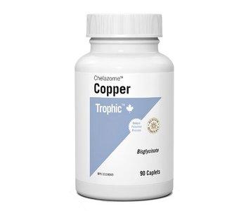 Chelazome Copper 90 caplets